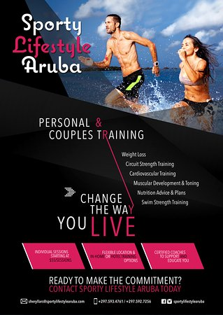 Sporty Lifestyle Aruba