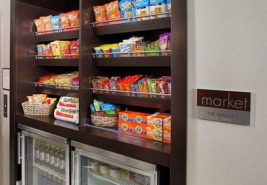 แมดิสันไฮทส์, มิชิแกน: The Market