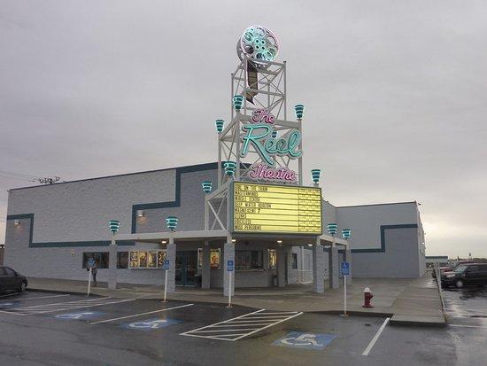 Ontario, Oregón: The Reel Theatre