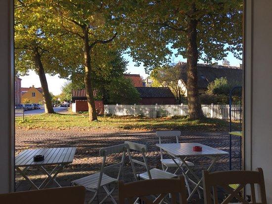 Kongens Lyngby, Dinamarca: Sublim brunch, simpelt og helt fantastisk - ikke mindst deres Cafe Latte