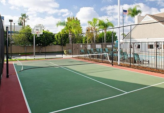 Placentia, Californië: Sport Court®