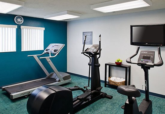 Placentia, Californië: Fitness Center