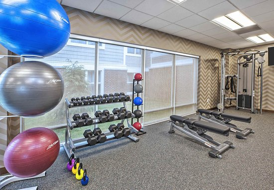 Henrietta, Nova York: Fitness Center