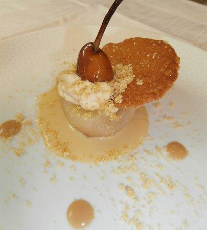 Le Grau d'Agde, Francja: La poire au praliné noix de cajou