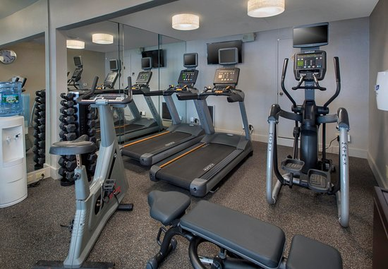 Warwick, RI: Fitness Center