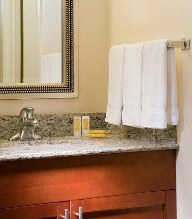 Irving, Teksas: Guest Bathroom