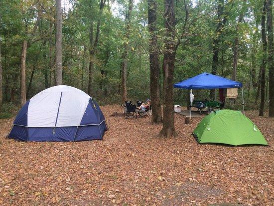 Patterson, MO: Campsite 82
