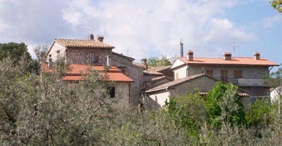 Монтефалько, Италия: Our rental