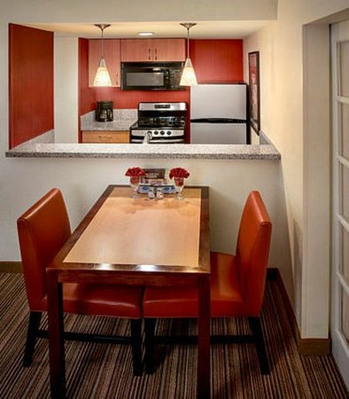 Westborough, MA: Two-Bedroom Suite - Kitchen