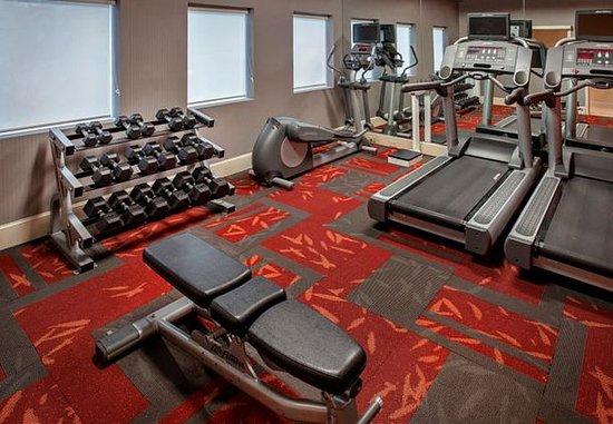 Westborough, Массачусетс: Fitness Center