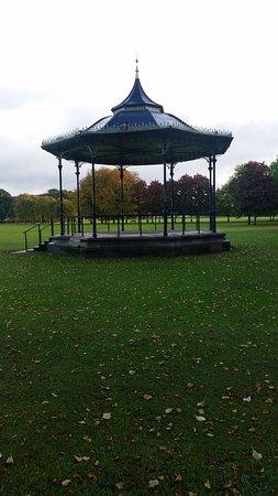Long Eaton, UK: Bandstand