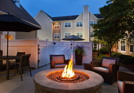 Manchester, CT: Outdoor Fire Pit