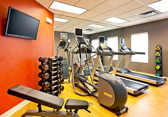 Manchester, CT : Fitness Center