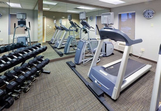 Corona, Kalifornia: Fitness Center