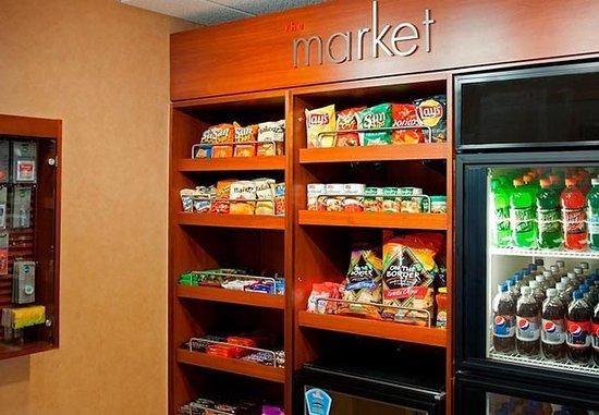 Grandville, Μίσιγκαν: The Market