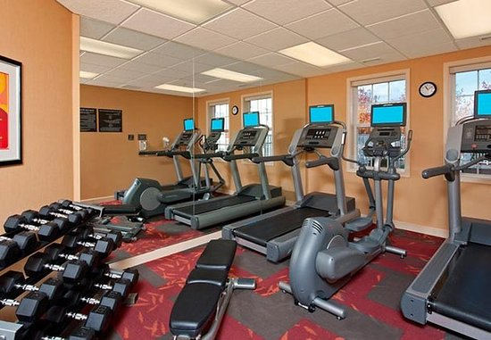 Grandville, MI: Fitness Center