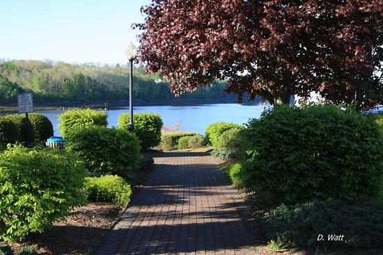 Bucksport Walkway