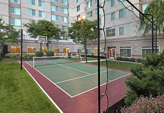 Conshohocken, Пенсильвания: Sports Court