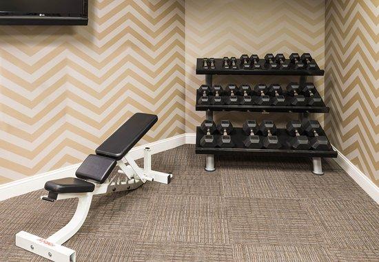 Brockton, ماساتشوستس: Fitness Center - Free Weights