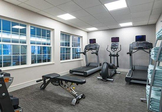 Franklin, ماساتشوستس: Fitness Center
