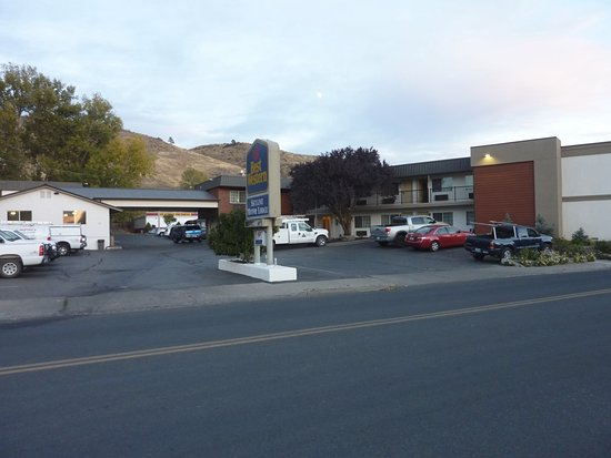 Lakeview, OR: Best Western Skyline