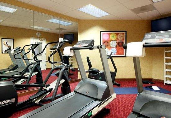 มอร์แกนฮิลล์, แคลิฟอร์เนีย: Fitness Center