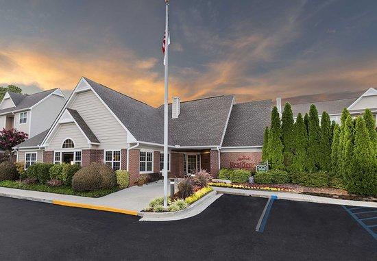 Residence Inn Huntsville: Exterior