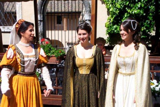 Spoleto, إيطاليا: Festival in Spoletto