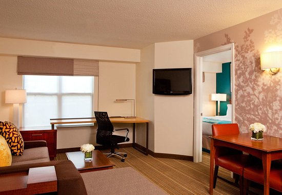 Residence Inn Greenbelt: One-Bedroom Suite