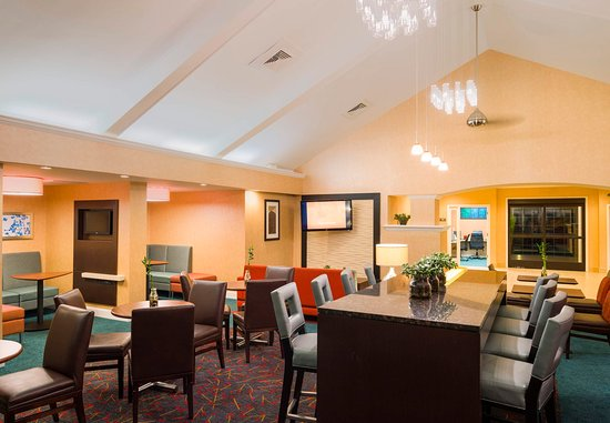 Residence Inn Greenbelt: Communal Seating