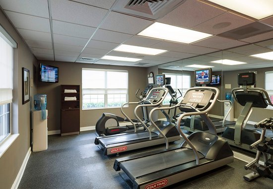 Residence Inn Greenbelt: Fitness Center