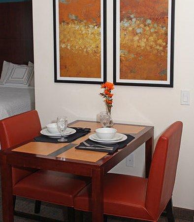 ซีบริง, ฟลอริด้า: Studio Suite – Dining Area