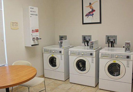 Sebring, Flórida: Guest Laundry Facility