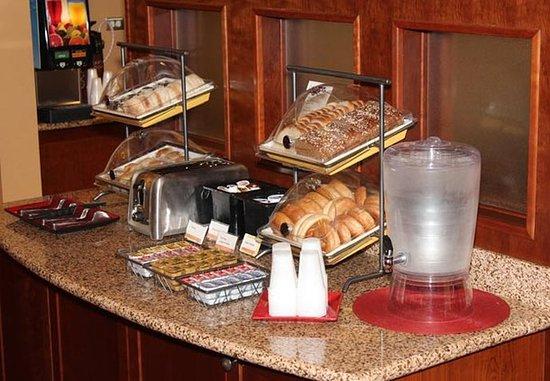 Sebring, Flórida: Complimentary Breakfast Buffet