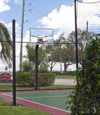 ซีบริง, ฟลอริด้า: Sport Court