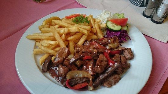 Restaurace Zubrina