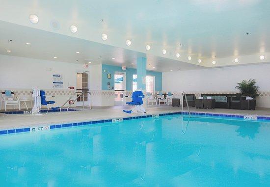 Residence Inn Salinas Monterey : Indoor Pool