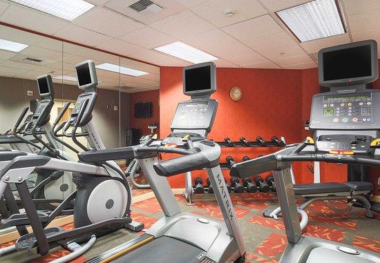 Residence Inn Salinas Monterey : Fitness Center