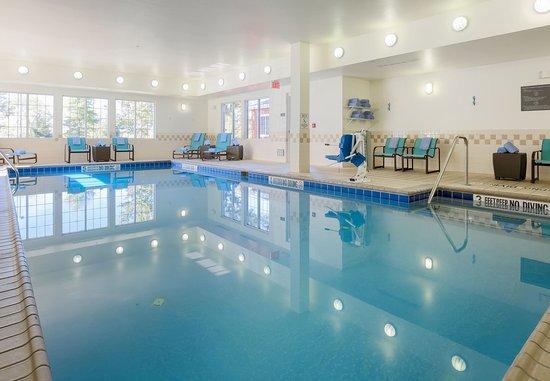 Вудбридж, Вирджиния: Indoor Pool