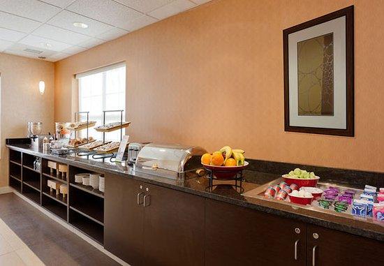 เมอร์ริลวิลล์, อินเดียน่า: Breakfast Buffet
