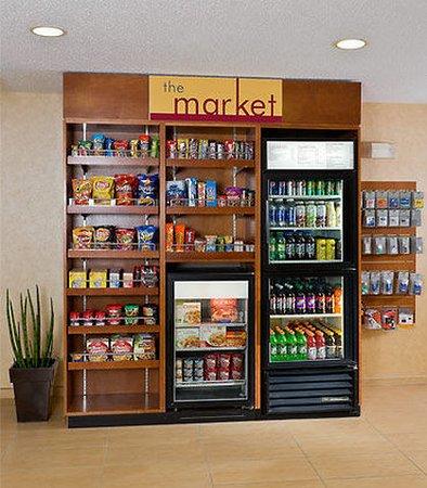 Polen, OH: The Market