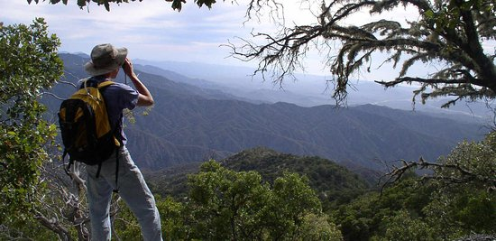 Santiago, México: Hiking with or without a guide into the Sierras.
