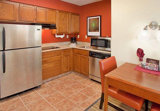 Stafford, TX: In-Suite Kitchen