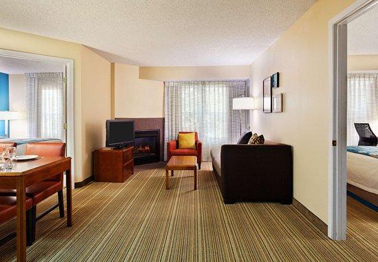 Stafford, Teksas: Two-Bedroom Suite
