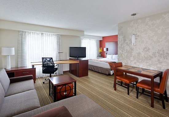 Residence Inn Houston The Woodlands/Lake Front Circle: Studio Suite