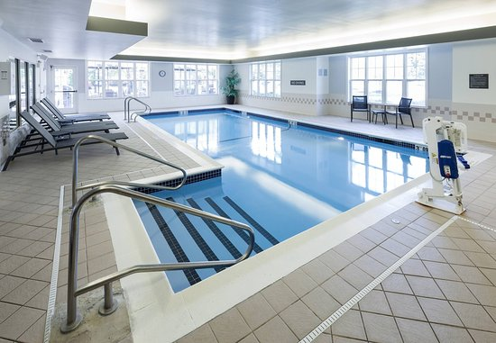 Marlborough, Массачусетс: Indoor Pool