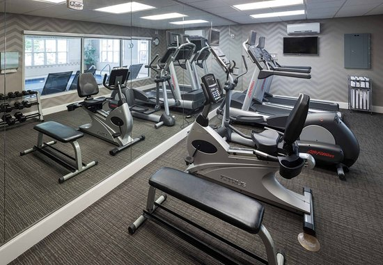 Marlborough, Массачусетс: Fitness Center