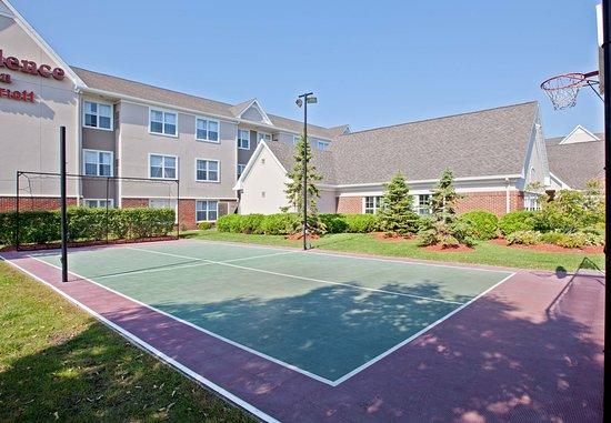 Hammond, IN: Sport Court