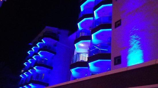 Kleopatra Blue Hawaii Hotel: 20161018_185912_large.jpg