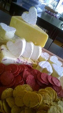 Salford, UK: Catering Cheeseboard
